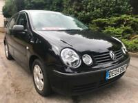 2005 Volkswagen Polo 1.2 Twist 5 DR LOW MILEAGE NEW CLUTCH CHEAP TO RUN LONG MOT