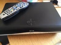 SKY + HD wifi box