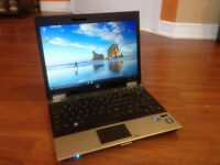 LAPTOP HP - CORE i7 -160 DD- 2.13GHZ - 4 GO RAM &  ++