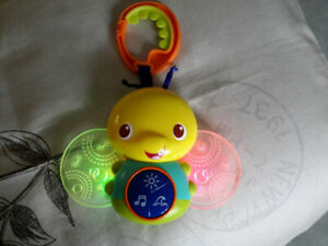 Assort of baby toys Fisher Price Bright Stars