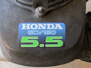 For SALE: GCV160 5.5 hp Honda Motor Cambridge Kitchener Area image 4