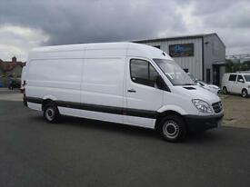 Mercedes-Benz Sprinter 313CDI LWB/High roof Only 68900 miles