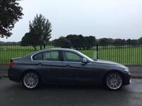 2013 63 BMW 3 SERIES 2.0 320D LUXURY 4D 184 BHP DIESEL