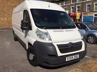 09 Citroen relay LWB super clean IMACULATE in and out