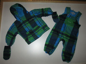 Columbia size 18 months Snowsuit, Hat and Mittens Belleville Belleville Area image 4