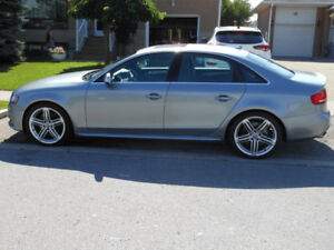 2010 Audi S4 Premium Fully Loaded in excellent condition
