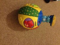 Vtech pop up surprise ball baby toy