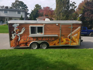 Wing Wagon food truck