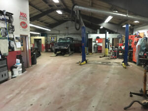 Automotive Repair Shop Equipment or Business Opportunity