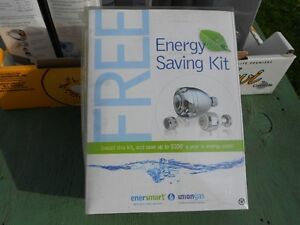 ENERGY SAVING KITS  FOR SINK AN SHOWER