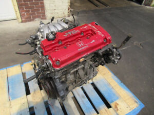 JDM HONDA INTEGRA B18C GSR ENGINE ONLY