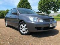 2008 MITSUBISHI LANCER 1.6L EQUIPPE AUTOMATIC PETROL 4 DOOR SALOON