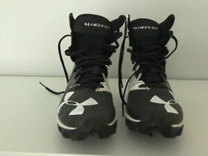 Youth Football shoes and pants