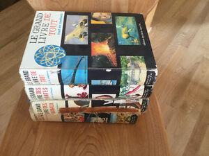 Le grand livre des animaux, des plantes, de tout