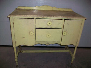 Antique sideboard/buffet OLD!!