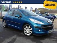 2008 PEUGEOT 207 1.4 HDi S 5dr [AC]