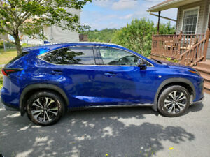 2018 Lexus NX F Sport 300 - Excellent Condition!