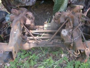 4X4 1990 Chevy 3/4 Ton - Whole Front End