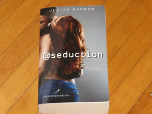 JUDITH  BANON   SEDUCTION   ROMAN    LITTÉRATURE-2017-