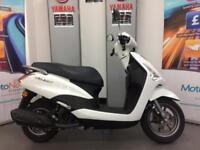 YAMAHA DELIGHT 125 0% FINANCE AVAILABLE DELIVERY ARRANGED 2017 MODEL