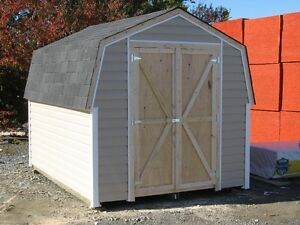 YARD SAMPLE SHEDS