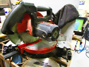 """10"""" King Mitre Saw + 2 blades and extension bars St. John's Newfoundland image 4"""