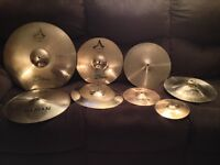 *Cymbals*Cymbals*Cymbals* (Excellent Condition)