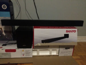 SNAYO 2.1 CH SOUNDBAR WITH SUBWOOFER