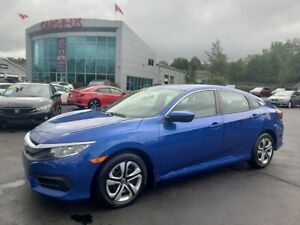 2017 Honda Civic LX / Heated Seats / Extended Warranty