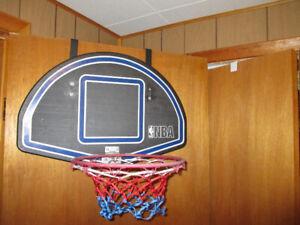 NBA mini indoor basketball net
