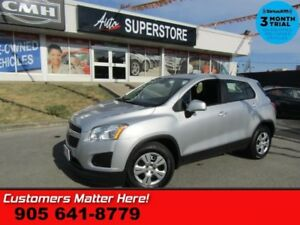 2014 Chevrolet Trax LS  HS BT S/W-AUDIO PREFERRED EQUIPMENT