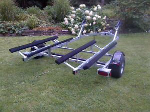 Double PWC Trailer Save $400