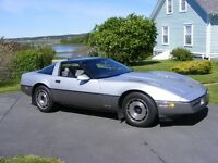 For Sale--1985 Corvette
