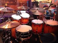 Drums and Percussion Lessons