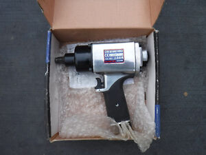 "Brand new 1/2"" drive Professional air impact wrench, Power Fist"