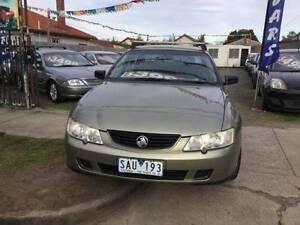2002 Holden Commodore Sedan Preston Darebin Area Preview