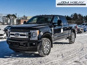 2018 Ford F-250 Super Duty Limited  - Leather Seats