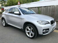 2009 BMW X6 XDRIVE 30D AUTOMATIC SILVER **OUTSTANDING CAR**