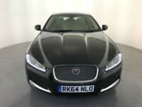 2014 64 JAGUAR XF LUXURY DIESEL 4 DOOR SALOON AUTOMATIC 1 OWNER FINANCE PX