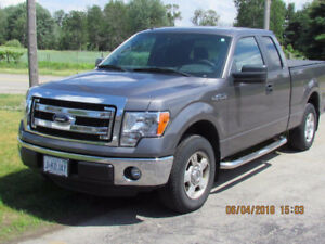 Ford F-150 SuperCrew Truck