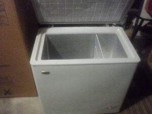 Danby - small chest freezer for sale Like new
