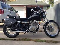 2008 Honda Rebel 250cc For Sale $3500.00 OBO