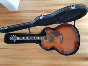 Samick Artist Series Jumbo Acoustic Guitar