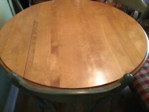 Kitchen Table Maple