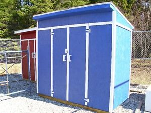 New 4x8 Sheds for Sale