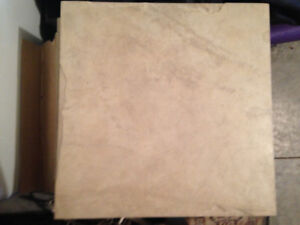 Italian Beige Tiles (New) - approx 55 square feet