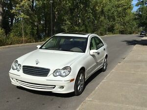 Mercedes C240 4Matic 2005