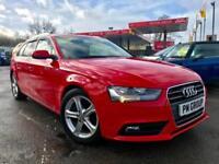 2012 Audi A4 Avant 2.0TDI Technik **Leather - Nav - £30 Tax - Service History**