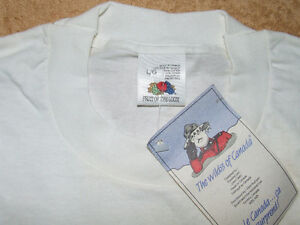 The Wilds Of Canada T-Shirt - From The 90's - NWT - $30.00 Belleville Belleville Area image 3