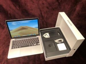 """MacBook Pro Retina 13"""", i7 3Ghz, 500Go SSD, 8Go RAM"""